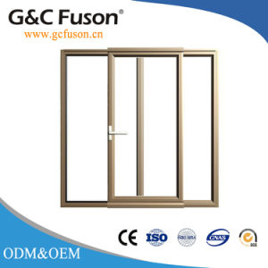 Internal Metal Aluminium Profile Sliding Window pictures & photos