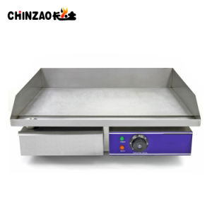 Kitchen Equipment Electric Griddle (DPL-818) pictures & photos