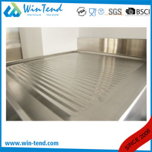 Commercial Stainless Steel Kitchen Composite Sink for Restaurant pictures & photos
