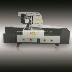 2017 New PVC/Plywood/Eco-Wood/Panel Printing Machine UV Flatbed Printer pictures & photos