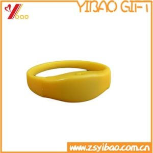 Hot Sale RFID Silicone Wristband for Promotion Gift (XY-SW-009) pictures & photos