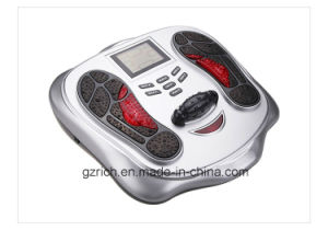 Hot Sale New Product Deep Kneading Shiatsu Reflexology Foot Massager pictures & photos