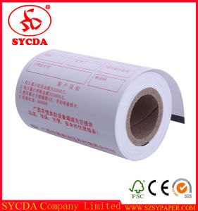 OEM Factory Thermal Paper ATM Roll for Bank pictures & photos