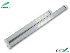 4pins 100lm/W LED Tube Light 2g11 Round Tube pictures & photos