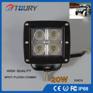 20W CREE Auto Parts Car Spot Lighting LED Work Light pictures & photos