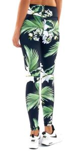 Dry Fit Custom Sublimation Yoga Pants for Women Wholesale Leggings pictures & photos