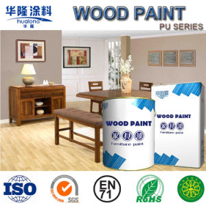 Hualong PU Transparent Primer for Light Color Wood (HJ100) pictures & photos