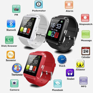 Gelbert U8 Smart Wrist Watch Mobile Phone for Android pictures & photos