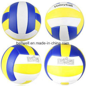 Official Size and Weight Volleyball Custom Print Logo pictures & photos