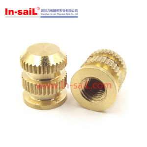 High Resistance Stepped Vanes Insert Nuts pictures & photos