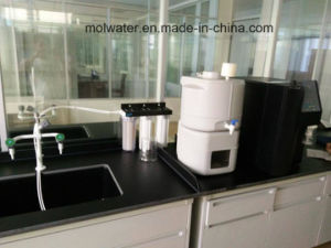 LCD Display 18.25mΩ Laboratory Water Purifier with High Purity pictures & photos