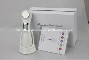 Photon Tender Skin Rejuvenation Galvanic Face SPA Ultrasonic Ionic Facial Beauty Massager RF Electroporation Mesotherapy pictures & photos