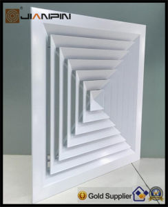 4 Way Ceiling Diffuser Swirl Louver Air Grille pictures & photos