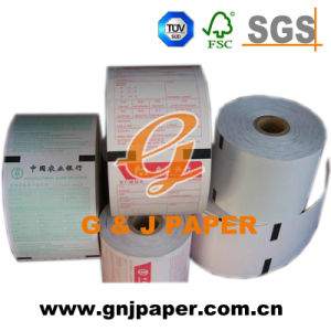OEM Pre-Printing Image Bank Receipt Paper for Wholesale pictures & photos