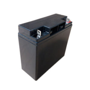 Long Self-Life Design for Low Maintenance Rechargeable UPS Batteries 12V17ah pictures & photos