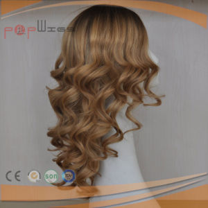 European Hair Charming Wavy Wig pictures & photos