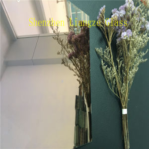 5mm Temperable Mirror Glass/Reflective Glass /Coated Glass with Translucent Mirror pictures & photos