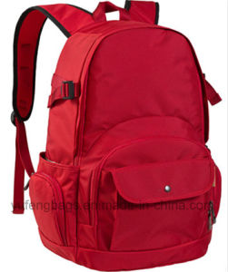 Wholesale Fashion School Travel Laptop Leisure Nylon Backpack Bag Yf-Bb1607 pictures & photos