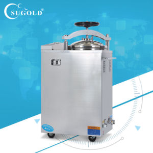 Full Automatic Vertical Pressure Steam Strilizer Autoclave (YXQ-LS-100G) pictures & photos