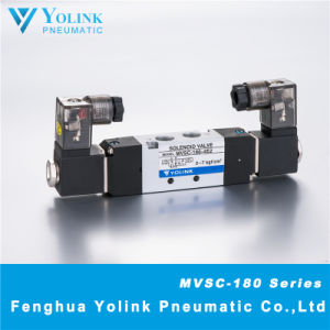 MVSC-180-4E2 Series Pilot Operated Solenoid Valve pictures & photos