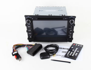 GPS with DVD TV iPod 3G RDS for Honda Mistra pictures & photos