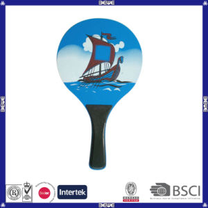 Chine Made Durable Popular Wood Beach Racket pictures & photos
