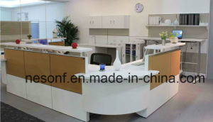 Bank Counter /Counter Table / Reception Desk /Reception Table (NS-NW140) pictures & photos