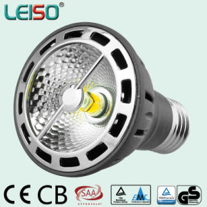 7W Stereo COB Reflector Dimmable GU10 Base LED PAR20 (LS-P707-A-BWW/BW) pictures & photos