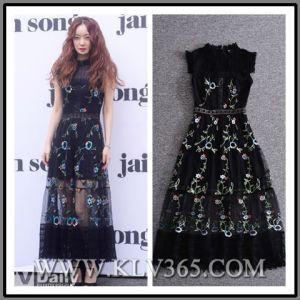 New Fashion Designer Lady Summer Stylish Party Maxi Dress Wholesale