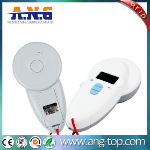 Bluetooth RFID Handheld Animal Tag Reader Fdx-B for Animal Tracking pictures & photos