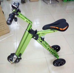 3 Wheel Mini Mobility Scooter with Digital Display pictures & photos
