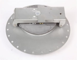 Best Seller Carbon Steel Road Transportation Tank Manhole Cover pictures & photos