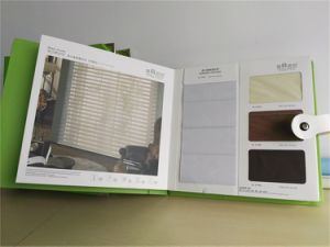 Wholesale Window Soft Blind Fabrice Good Quatity pictures & photos