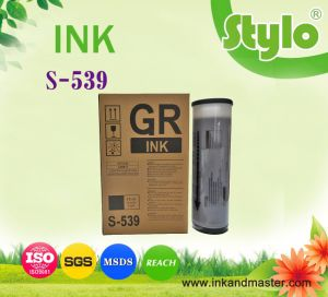 Duplicator Ink Gr S-539 1000ml, Stylo Brand pictures & photos