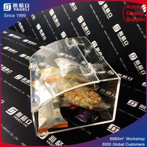 Acrylic Clear Food Box, Candy Box pictures & photos