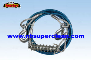 Steel Wire Car Auto Heavy Duty Tow Rope Trailer Rope pictures & photos