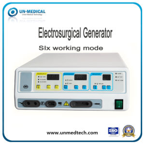 350W Electrosurgical Generator with Six Working Mode pictures & photos