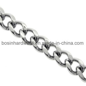 High Quality Stainless Steel Curb Chain pictures & photos
