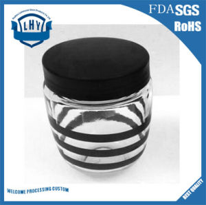 250ml, 500ml Lead-Free Food-Grade Creative Honey Jars pictures & photos