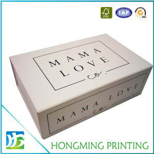 Custom Printed Matte Finishing Magnetic Box for Cosmetic pictures & photos