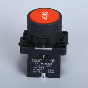 Emergency Keyway Push Button Switch with 22mm Drilling pictures & photos