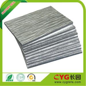 Aluminum Foil Fire Ratardant Foam Barrier for Roof pictures & photos