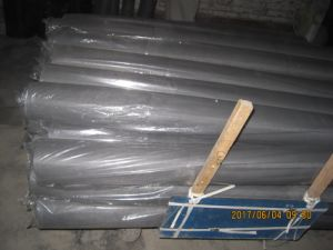 Fire Resistant Fiberglass Window Screen Net, 18X16, 120G/M2, Grey or Black Color pictures & photos