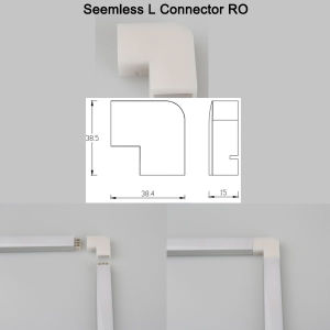 SMD 2835 Dimmable LED Linear Light LED Wall Light pictures & photos