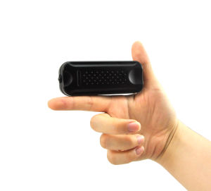 Q6voice Activated Magnetic Micro Hidden Voicerecorder Inside Mini LED Torch with 2000mAh Rechargeable Battery pictures & photos