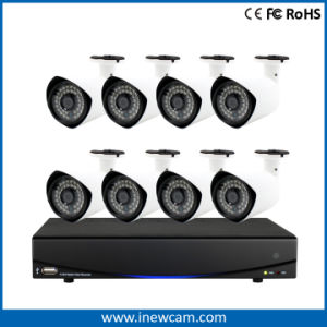 Hot 8CH 1080P CCTV Security Network Poe NVR pictures & photos