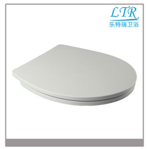 UK Wc Urea Custom Toilet Seat Cover and Lid with Damper pictures & photos