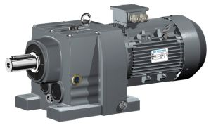 Modular Gearbox - R Series in- Line Helical Gearbox Reductor pictures & photos
