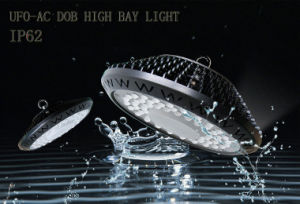 for Warehous/Exhibition/Shopping Mall 200W IP62 Dob LED High Bay Light pictures & photos