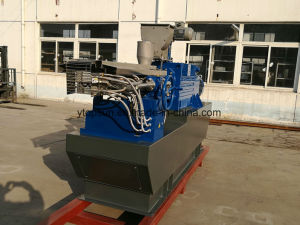 Professional Double Screw Extruder for Powder Coating pictures & photos